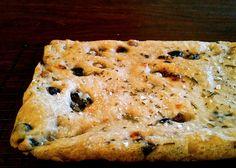 Gluten-Free, Dairy-Free, Egg-Free Sun-Dried Tomato and Olive Focaccia - Silvana's Kitchen