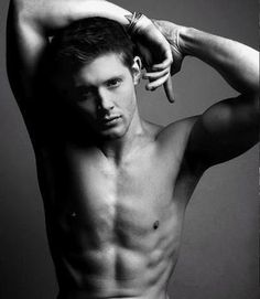 Jenson Ackles... If he would just show up one day and ask me to marry him. lol