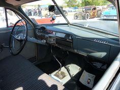 1951 Merc sedan custom in flat black, wide white wall tires, and shaved doors. Pic #4