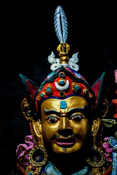 Guru Rinpoche Buddha