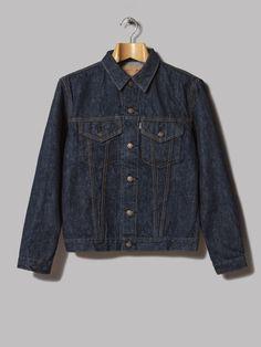 orSlow 60s Denim Jacket (One Wash)