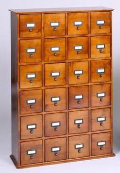 Library Design Media Cabinet - Leslie Dame Enterprises - CD-456