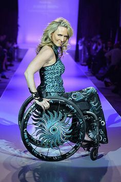 IZ Adaptive – Fashion specially tailored for people in wheelchairs.