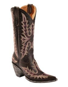 Old Gringo Sharon Stitched Cowgirl Boots - Pointed Toe