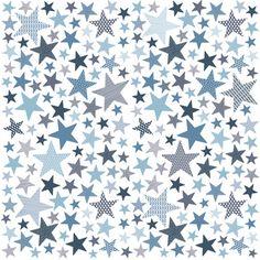 estrelas azuis