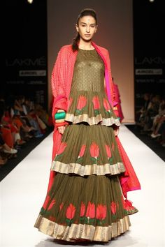 gaurang gulbadan lakme fashion week 2013 3