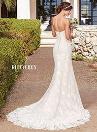 Wedding Dresses | Bridal Gowns | KittyChen - Adeline
