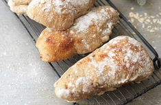 Food N, Food And Drink, Savoury Baking, Our Daily Bread, Fika, How To Make Bread, Bread Recipes, Bakery, Healthy Recipes
