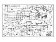 B24 Liberator - plan thumbnail