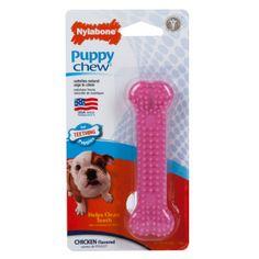 Nylabone® Puppy Chew Dental Dog Bone | Toys | PetSmart
