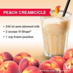 Peach Creamcicle Vi-Shake