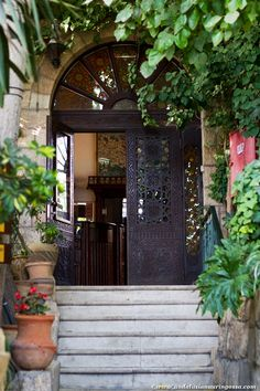 Jerusalem Hotel is a charming piece of Andalusia right in the middle of East Jerusalem <3 #Jerusalem #JerusalemHotel #Israel #visitIsrael # travelblog #wanderluct #exploretheworld #travelphotography #hotels