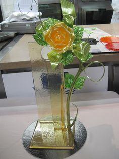 A French Confection: Lessons 15 to 19 Sugar Sculptures Chocolate Showpiece, Chocolate Art, Isomalt, Blown Sugar Art, Pulled Sugar Art, Sugar Glass, Pastry School, Sugar Candy, Sugar Sugar