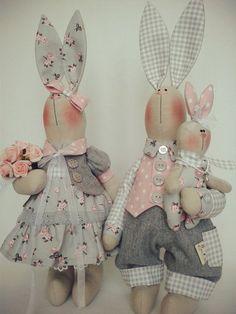 ХИТРОСТИ ПО ШИТЬЮ ТИЛЬДОЧЕК | Куклы тильда