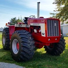 150hp International  4166IH 4166 FWD