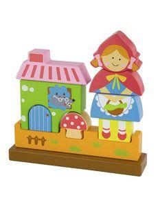 "Пазл Viga Toys ""Красная Шапочка""  Цена: 234 UAH  Артикул: 50075   Подробнее о товаре на нашем сайте: https://prokids.pro/catalog/igrushki/razvivayushchie_igrushki/obuchayushchie_igrushki/pazl_viga_toys_krasnaya_shapochka/"