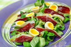 Ensaladas gourmet. 1 para cada día de la semana | Cocinar en casa es facilisimo.com