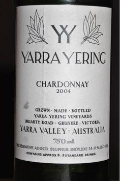 2007 Yarra Yering Chardonnay