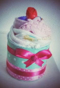"Cup Cake socks/calzini ""Frozen"""