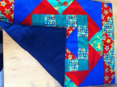 Cotton handmade cot quilt fully lined 59x78cm £25.00 including uk delivery  https://www.facebook.com/HomemadeBuntingAndNurseryBedding