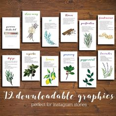 Young Living Downloadable Graphics