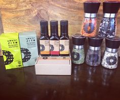 These NEW products from Mount Zero not only look and taste fantastic but make perfect gifts! Their NEW olive leaf tea smells amazing and the flavoured salts and trio of salad dressings are great for BBQs in the warmer weather.  #salt #flavours #delicious #tea #olive #oils #dressings #eat3280 #shop3280 #shoplocal @mountzeroolives by prontofinefood