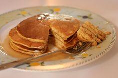 Sweet and Savory By Sarah: Pumpkin Pancakes