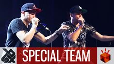 ALEM & SKILLER (SPECIAL TEAM) | Grand Beatbox TAG TEAM Battle 2016 | Eli...