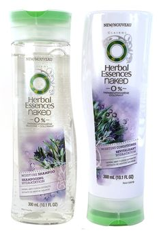 Herbal Essences Naked Moisture Shampoo and Conditioner 10.1oz COMBO >>> Visit the image link for more details. #hairnourishing
