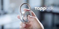 Tapplock, un candado con lector de huellas dactilares http://j.mp/1QgSHRm |  #Gadgets, #Indiegogo, #Noticias, #Sensor, #Tapplock, #Tecnología