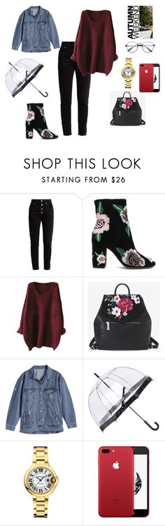 """""""autumn is coming!!!!"""" by natalyholly on Polyvore featuring Balenciaga, Rebecca Minkoff, White House Black Market and Fulton"""
