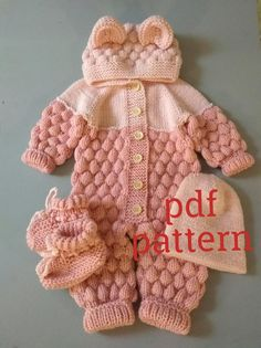 Crochet Baby Clothes Boy, Baby Boy Dress, Winter Baby Clothes, Baby Girl Crochet, Baby Winter, Baby Sewing, Boys Sewing Patterns, Baby Boy Knitting Patterns, Baby Girl Patterns