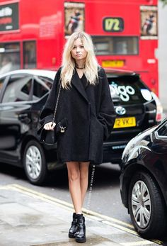 what-do-i-wear: Nina (image: stockholmstreetstyle) http://girl...