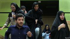 The jihadists of Islamic State hit Iran