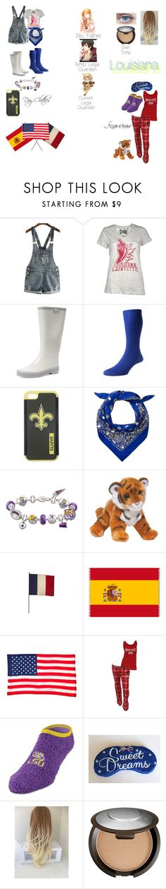 """""""Louisiana OC - Hetalia (Ana Bonnefoy Fernandez-Carriedo Jones LaSalle)"""" by basicallyasmartalec ❤ liked on Polyvore featuring Aigle, Pantherella, Forever Collectibles, Marc Jacobs, The Bradford Exchange, Jayson Home, Evergreen, Concepts Sport and Becca"""