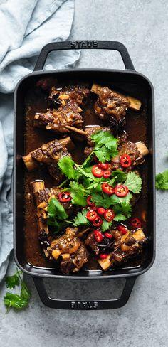Asian Beef Short Ribs | eatlittlebird.com