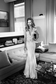 Film Noir in White: Lihi Hod Wedding Dresses 2015 see more at http://www.wantthatwedding.co.uk/2015/03/23/lihi-hod-wedding-dresses-2015/