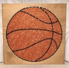 Arte de uñas personalizado deportes baloncesto cadena arte