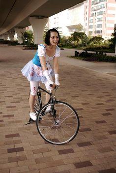 FIXED GEAR GIRL thailand - ค้นหาด้วย Google