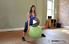 Really good core exercises. Ignore the fat phobic beginning and the post pregnant bits.