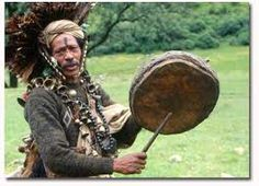 Photo of a Kham Magar shaman in Nepal that was taken by my friend, Bhola Banstola and his wife, Mariarosa Genitrini