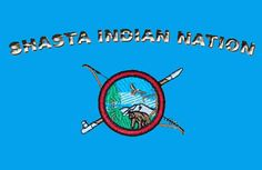 Shasta Indian Nation flag