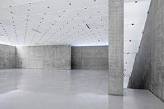 Kunsthaus Bregenz |eine Symbiose aus Licht & Beton |arrangio
