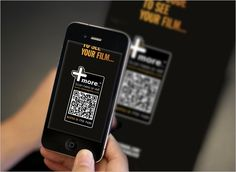 Diageo used QR codes to enable customers to record personal messages on their gift for Father's Day in Brazil