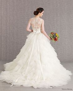 veluz reyes wedding dresses 2013 bridal rtw vivian