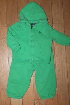 Polo track suit, 18 months - merrilymerrily.ca