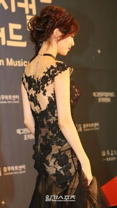 Girls' Generation's Seohyun Blows Away Fans with Lace Dress | Koogle TV