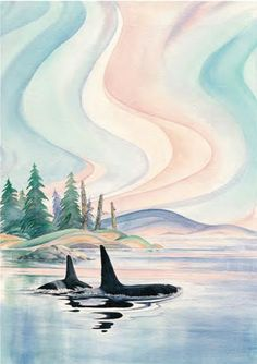 Pacific Art | Sue Coleman -- Whale Song