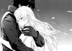 Darker Than Black - Hei and Yin