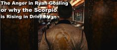 The real pop-cultural story behind Ryan Gosling's iconic scorpio jacket in Drive that many have probably missed…